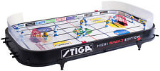 Stiga High Speed Table Hockey Game + SUPER RARE MARBLE PUCK Bonus Gift, NEW