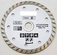 "4-1/2"" General Purpose Diamond Blade for Concrete Masonry Brick BlockWetDry"