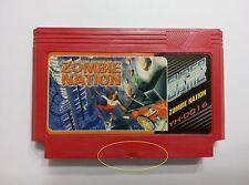 Zombie Nation - ULTRA RARE Famicom Famiclone Nes Cartridge