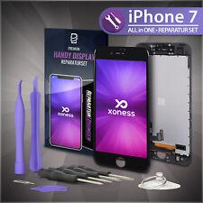 Ersatz LCD iPhone 7 Display Schwarz Retina Bildschirm Glas Scheibe TouchScreen