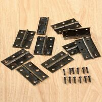 Metal Furniture Cabinet Drawer Door Hinge Jewelry Box Wardrobe Hinges Hardware