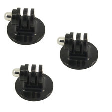 3 Pack Tripod Mount Adapters For Gopro HD Hero 4 3+ Hero 3 2 1 Camera 5940-3