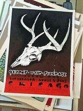 2005 - Queens Of The Stone Age concert poster Jay Ryan - #20