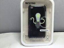 Incase Glow in the Dark Alien Outer Space Case iPod touch 4th Gen Black CL56673