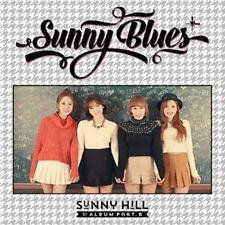 K-pop Sunny Hill -1st Album Part B 「SUNNY BLUES」(SUNH01B)