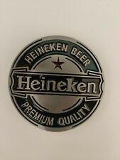 Heineken Enamel Belt Buckle