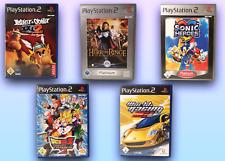 Playstation 2 | PS2 Spiele | Top Games zur Auswahl | ? BLITZVERSAND ? | OVP