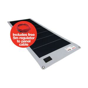 NEW Redarc 27W Amorphous Flexible Solar Panel SAX1027-SAE