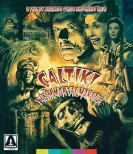 CALTIKI THE IMMORTAL MONSTER New Sealed Blu-ray + DVD