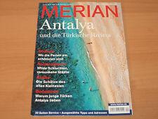 MERIAN Antalya und die Türkische Riviera Neuwertig!