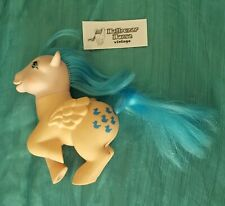 G1 Vintage My little Pony Pegasus Sprinkles 💕🐎💕🐎💕 Fast Post