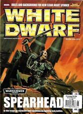 WHITE DWARF MAGAZINE JUNE 2010 WD366 SPEARHEAD WARHAMMER 40000 JC