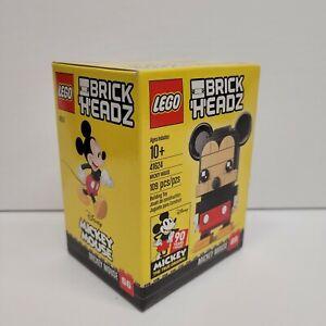 LEGO Brickheadz - Mickey Mouse 41624 Brand New, Sealed