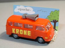 EPOCHE 102143 Tempo Matador Circus Krone & Lautsprecher - Zirkus Werbewagen MTW