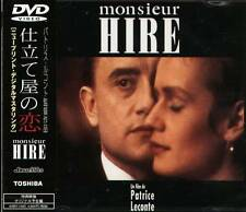 Movie Michel Blanc - MONSIEUR HIRE - Japan DVD - NEW