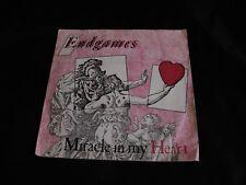 ENDGAMES 'Miracle In My Heart' 1983 Synth Pop/Modern Soul 45 Virgin VS 640.