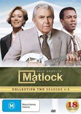 Matlock: Collection 2 (Season 4 5 6) DVD NEW