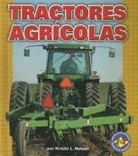 Libros para Avanzar - Tractores Agricolas - SPANISH CHILDRENS BOOK