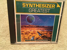 Synthesizer Greatest Perf. by Spheric Sounds CD Madacy Ent Canada Playgraded