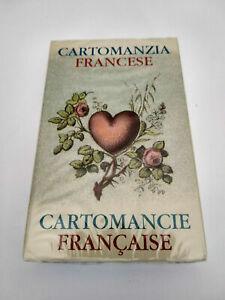 Jeu de cartes Oracle Cartomancie Française Lenormand sous emballage en Français