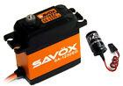 Savox SA-1230SG Monster Torque Coreless Steel Gear Digital Servo w/ Free Capacit