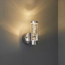 Endon Essence Flush Baño Aplique Ip44 Acabado Cromado 3w LED Blanco cálido