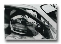 JOHN CLELAND HAND SIGNED 12X8 PHOTO - TOURING CARS AUTOGRAPH 1.