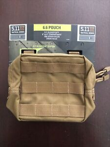 5.11 + Tactical Series 6.6 Pouch - Flat Dark Earth