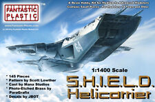 SHIELD Helicarrier - 1:1400 Resin Kit with PE Brass Details