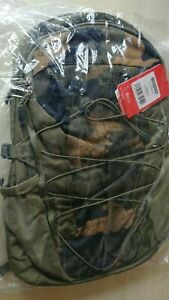 The North Face Borealis 28L Rucksack Backpack Laptop Compartment Camo Green