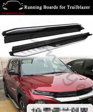Running Boards fits for Chevrolet Trailblazer 2020 Side Step Nerf Bars Protector