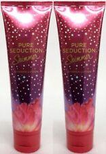2 Victoria's Secret Pure Seduction Shimmer Lotion