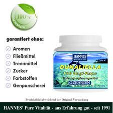 Dunaliella Alge 120 Vegi-Kaps - Beste HANNES' Qualität