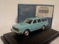 Volvo estate. 245 - Blue , Model Cars, Oxford Diecast