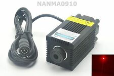 650nm 660nm 250mW Red Laser Diode Module High Power Dot Lazers w/ 5V AC Adapter