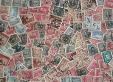100 timbres chili anciens LOT OF STAMPS