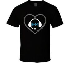 Dispatcher Love T Shirt