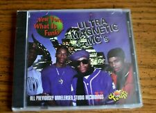 New York What Is Funky by Ultramagnetic MC's (CD, Nov-2004, Night Train) NEW