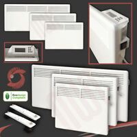 Nova Live S Electric White Panel Convector Heater Wall Mounted 1000w,1500w,2000w