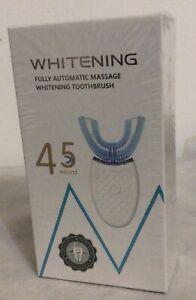 Fully Automatic Massage Whitening Toothbrush Four Mode Acoustic Vibration SEALED