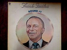 Frank Sinatra Round #1  33 RPM EX 110415 TLJ