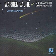 Warm Evenings by Warren Vaché (CD, Jul-2004, Concord Jazz)