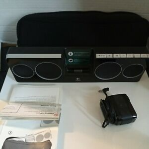 Logitech - Pure-Fi Anywhere 2 Speaker Dock for iPod w/ Case, Charger