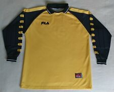 FILA 1999/2000 Hamburg SV Style Goalkeeper Football Jersey GK Soccer Shirt Sz M