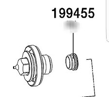SATA MiniJet 4400 Fluid Tip Element Seal (199455)