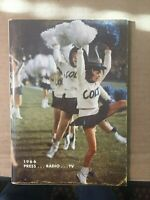1966 Baltimore Colts NFL Football Media Guide GOOD+/VERY GOOD Condition