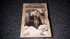 Orson Welles' Othello - DVD USA Import Region Free (0)