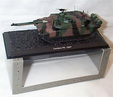 Tanque Leclerc T5 1997 escala 1-72 Nuevo En Caja Sellado