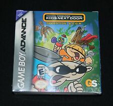 NEW Codename: Kids Next Door – Operation: S.O.D.A. (Game Boy Advance, 2004) GBA