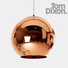 TOM DIXON COPPER ROUND 45 CM PENDANT MSS01REU - NEW